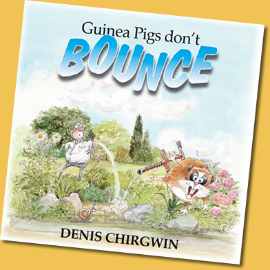 guineau pigs dont bounce